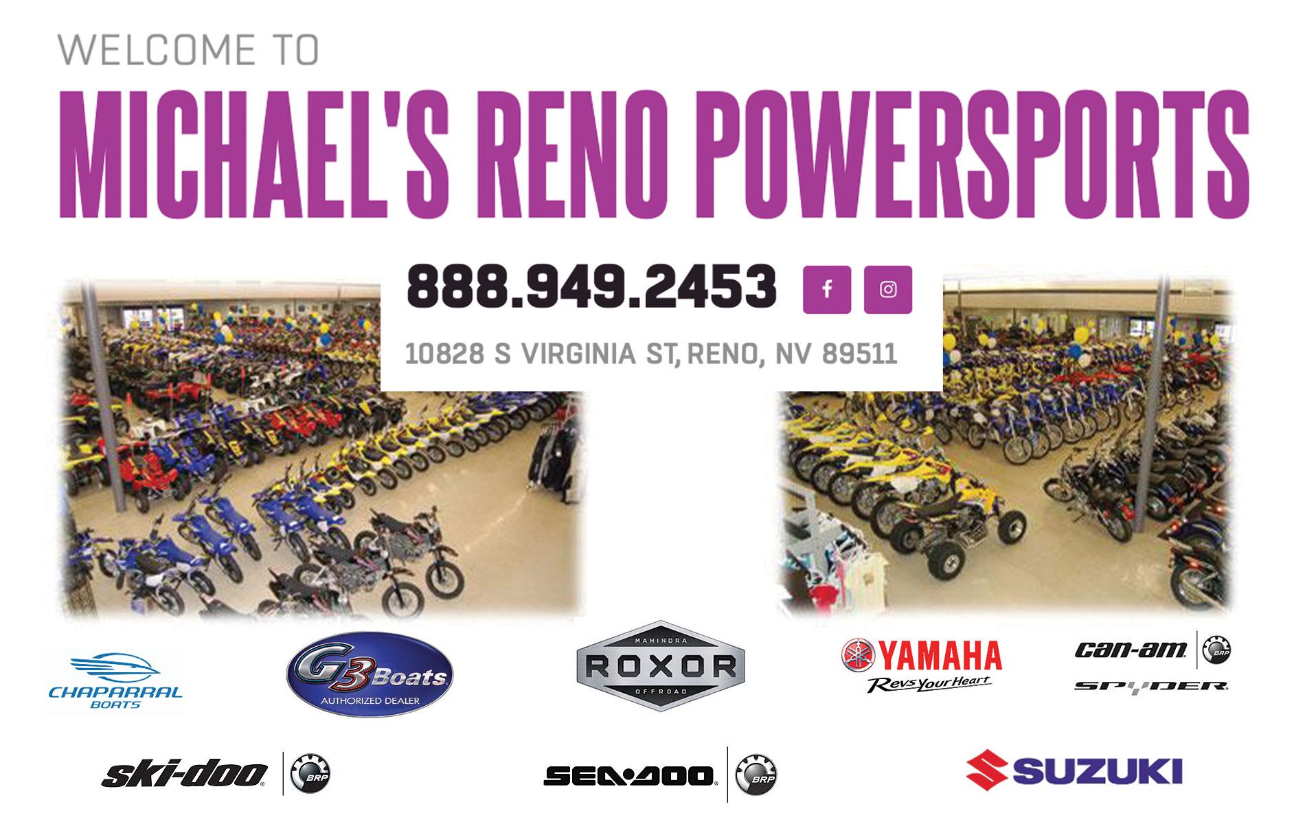 Michaels Reno Powersports