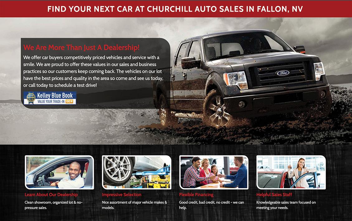 Churchill Auto Sales