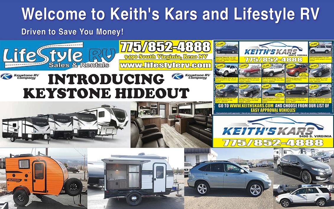 Keiths Kars / Lifestyle RV