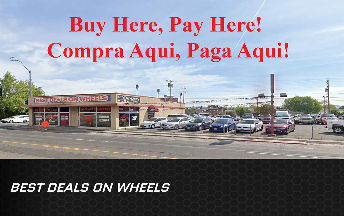 Best Deals On Wheels